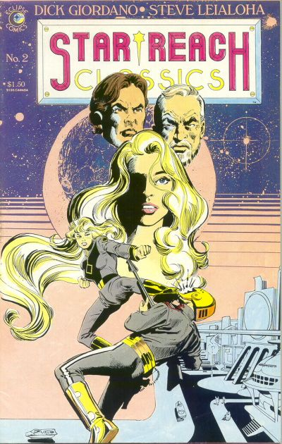 Cover for Star*Reach Classics (Eclipse, 1984 series) #2