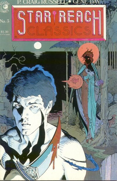 Cover for Star*Reach Classics (Eclipse, 1984 series) #3