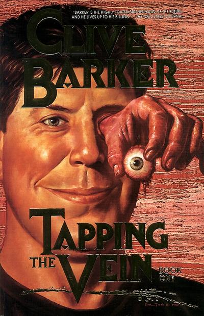 Cover for Tapping the Vein (Eclipse, 1989 series) #1