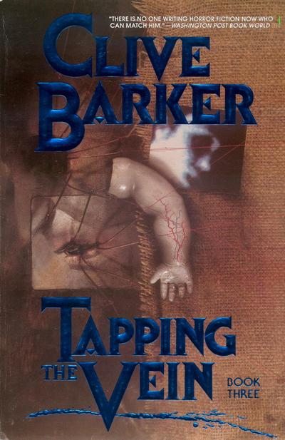 Cover for Tapping the Vein (Eclipse, 1989 series) #3