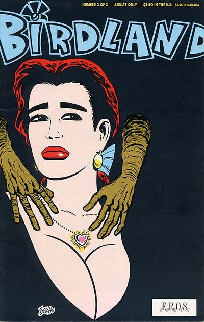 Cover for Birdland (Fantagraphics, 1990 series) #3