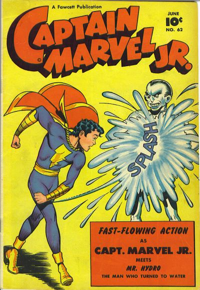 Cover for Captain Marvel Jr. (Fawcett, 1942 series) #62