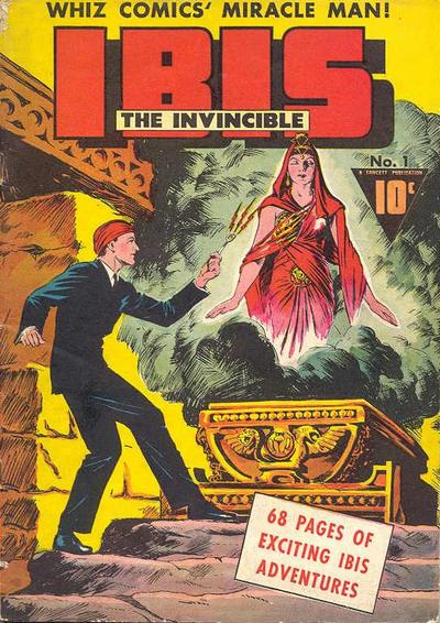 Cover for Ibis (Fawcett, 1943 series) #1