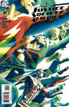 Cover for Justice Society of America (DC, 2007 series) #11 [Alex Ross Cover]