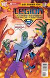 Cover for The Legion of Super-Heroes in the 31st Century (DC, 2007 series) #9 [Direct Sales]