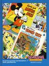 Cover for Tegneseriebokklubben (Hjemmet / Egmont, 1985 series) #39 - Donald Duck på eventyr med tidsmaskinen - 2; Gamle, gode Mikke Mus