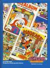 Cover for Tegneseriebokklubben (Hjemmet / Egmont, 1985 series) #46 - Jul på Bjørnefjell; På sporet av Føniks og andre historier