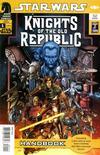 Cover for Star Wars Knights of the Old Republic Handbook (Dark Horse, 2007 series) #1