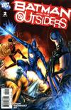 Cover for Batman and the Outsiders (DC, 2007 series) #2