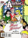 Cover for Archie Comics Digest (Archie, 1973 series) #258
