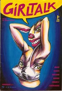 Cover Thumbnail for Girltalk (Fantagraphics, 1995 series) #1