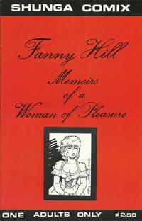Cover Thumbnail for Fanny Hill (Shunga Comix, 1991 series) #1