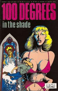 Cover Thumbnail for 100 Degrees in the Shade (Fantagraphics, 1992 series) #4