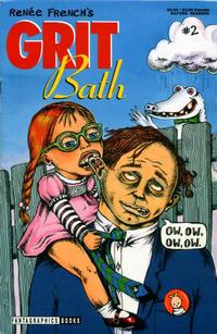 Cover Thumbnail for Grit Bath (Fantagraphics, 1993 series) #2