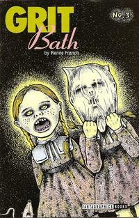 Cover Thumbnail for Grit Bath (Fantagraphics, 1993 series) #3