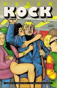 Cover Thumbnail for Peter Kock (Fantagraphics, 1994 series) #4