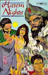Cover Thumbnail for Harem Nights (Fantagraphics, 1993 series) #2
