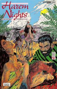 Cover Thumbnail for Harem Nights (Fantagraphics, 1993 series) #3