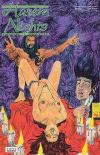 Cover Thumbnail for Harem Nights (Fantagraphics, 1993 series) #4