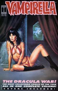 Cover Thumbnail for Vampirella the Dracula War (Harris Comics, 1993 series)  [First Printing]