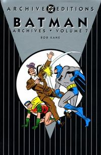 Cover Thumbnail for Batman Archives (DC, 1990 series) #7