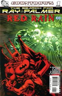 Cover Thumbnail for Countdown Presents: The Search for Ray Palmer: Red Rain (DC, 2008 series) #1