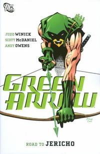 Cover Thumbnail for Green Arrow: Road to Jericho (DC, 2007 series)