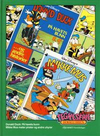 Cover Thumbnail for Tegneseriebokklubben (Hjemmet / Egmont, 1985 series) #50 - Donald Duck: På havets bunn; Mikke Mus møter pirater og andre uhyrer