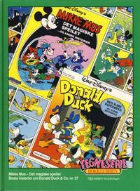 Cover Thumbnail for Tegneseriebokklubben (Hjemmet / Egmont, 1985 series) #55 - Beste historier om Donald Duck & Co. nr. 37; Mikke Mus: Det magiske speilet