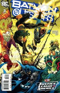 Cover Thumbnail for Batman and the Outsiders (DC, 2007 series) #3