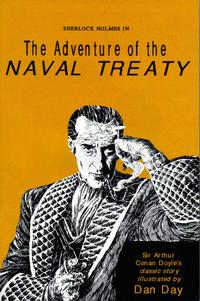 Cover Thumbnail for Adventure of the Naval Treaty (Caliber Press, 1992 series) #1