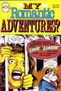 Cover Thumbnail for My Romantic Adventures? (Avalon Communications, 1997 series) #1