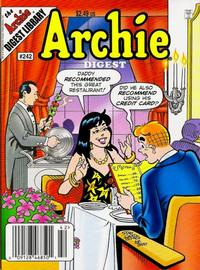 Cover Thumbnail for Archie Comics Digest (Archie, 1973 series) #242 [Newsstand]