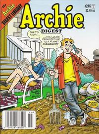 Cover Thumbnail for Archie Comics Digest (Archie, 1973 series) #246 [Newsstand]