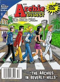 Cover Thumbnail for Archie Comics Digest (Archie, 1973 series) #250 [Newsstand]