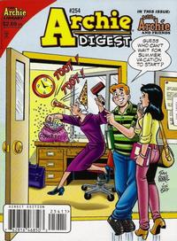 Cover Thumbnail for Archie Comics Digest (Archie, 1973 series) #254 [Direct]