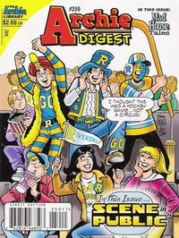 Cover Thumbnail for Archie Comics Digest (Archie, 1973 series) #259