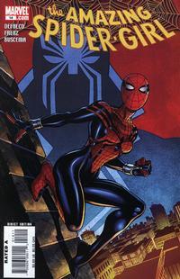 Cover Thumbnail for Amazing Spider-Girl (Marvel, 2006 series) #14