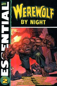 Cover Thumbnail for Essential Werewolf by Night (Marvel, 2005 series) #2