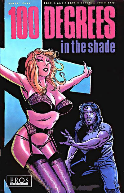 Cover for 100 Degrees in the Shade (Fantagraphics, 1992 series) #3
