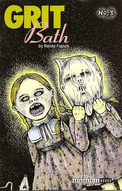 Cover for Grit Bath (Fantagraphics, 1993 series) #3
