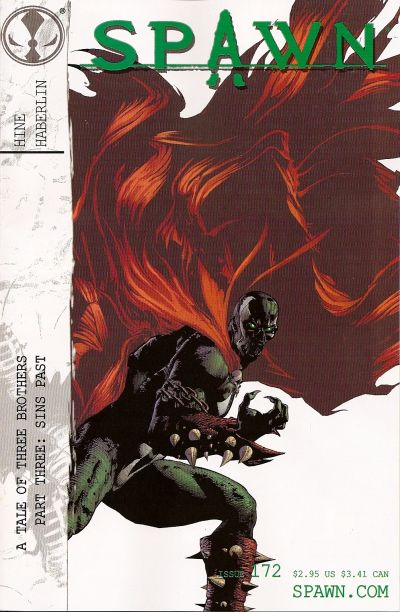 Cover for Spawn (Image, 1992 series) #172