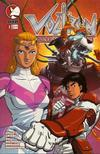 Cover for Voltron: Defender of the Universe (Devil's Due Publishing, 2004 series) #2