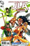 Cover for JLA: Classified (DC, 2005 series) #48 [Direct Sales]