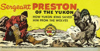 Cover Thumbnail for Sergeant Preston of the Yukon [Quaker Oats giveaway] (Western, 1956 series) #nn [4]