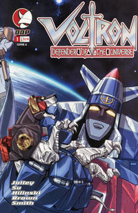Cover Thumbnail for Voltron: Defender of the Universe (Devil's Due Publishing, 2004 series) #1