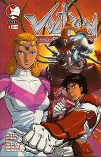 Cover Thumbnail for Voltron: Defender of the Universe (Devil's Due Publishing, 2004 series) #2