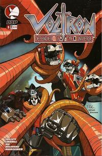 Cover Thumbnail for Voltron: Defender of the Universe (Devil's Due Publishing, 2004 series) #5