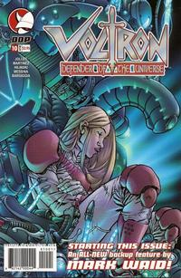 Cover Thumbnail for Voltron: Defender of the Universe (Devil's Due Publishing, 2004 series) #10