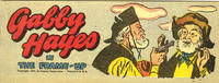 Cover Thumbnail for Gabby Hayes [Quaker Oats giveaway] (Fawcett, 1951 series) #nn [4]